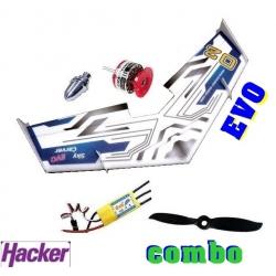 AILE DELTA EPP HACKER  SKYCARVER EVO  DECO HACKER RACE DESIGN  COMBO 1