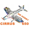 AVION DEPRON CIRRUS 650 DW HOBBY KIT SEUL