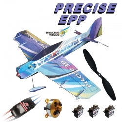 KIT AVION EPP 3D PRECISE DANCING WING  COMBO 1