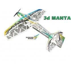 AVION 3D ULTIMATE EPO  ELErc KIT  SEUL
