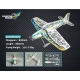 AVION DEPRON 3d MANTA DW HOBBY KIT SEUL