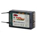 MINI RECEPTEUR  2.4GHZ  DYNAM 7 VOIES TM-R7P  POUR RADIO DYNAM 2.4GHZ