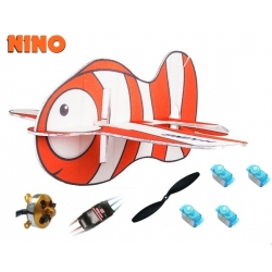 KIT AVION EPP 3D CLOWN NINO  COMBO 1