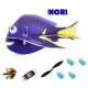 KIT AVION EPP 3D NORI  COMBO 1