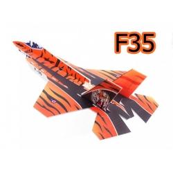 KIT JET DEPRON F35 PUSHER PARKJET