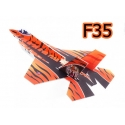 KIT JET DEPRON F35 PUSHER PARKJET