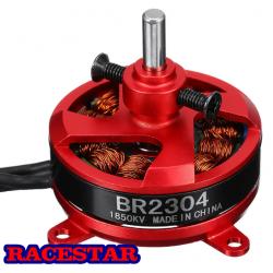"BRUSHLESS ""21gr"" KV1850  RACESTAR BR2304  F3P TRACTION jusqu'a 420gr  81W"
