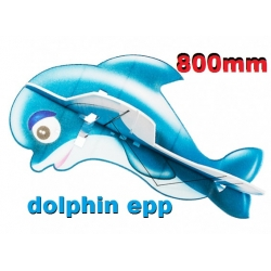 KIT AVION EPP 3D  DOLPHIN