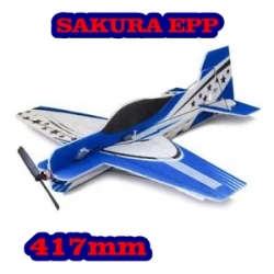 KIT MINI AVION EPP SAKURA DWHOBBY