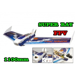 KIT AVION EPP FPV SUPER RAY DANCING WINGS