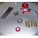 "NANO GEARBOX  BRUSHED ""1.95gr"" AEROrc  traction jusqu'a 20gr"