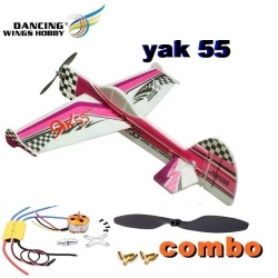 YAK 55  EPP DANCING WINGS  COMBO