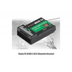 RECEPTEUR TGY FS- iA10B 2.4GHZ  10 VOIES TELEMETRIE COMPATIBLE TGY-i6    FS-i6   TGY-i10