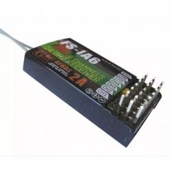 FlySky FS-iA6 2.4G 6CH Récepteur AFHDS pour émetteur FS-i10 FS-i6