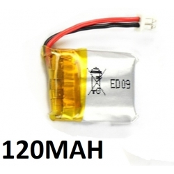BATTERIE LIPO XTREM POWER RC  1S 3.7V  120mah 20C