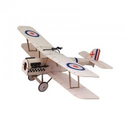 MICRO AVION  RAF S.E.5A  3 AXES SHORT KIT BALSA