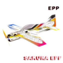 KIT MINI AVION EPP SAKURA 2 DWHOBBY