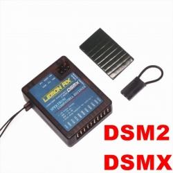RECEPTEUR LEMON RX 2.4GHZ  10 VOIES  COMPATIBLE  DSMX / DSM2 SPEKTRUM