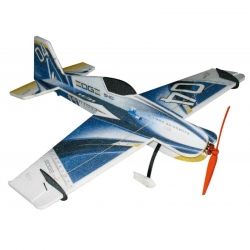 KIT AVION EPP EDGE 540 HotBlue BACKYARD RC FACTORY