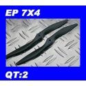 HELICES TYPE GWS EP  7X4 PAR 2 PIECES