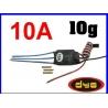 ESC CONTROLEUR BRUSHLESS 10/12A DYS + BEC